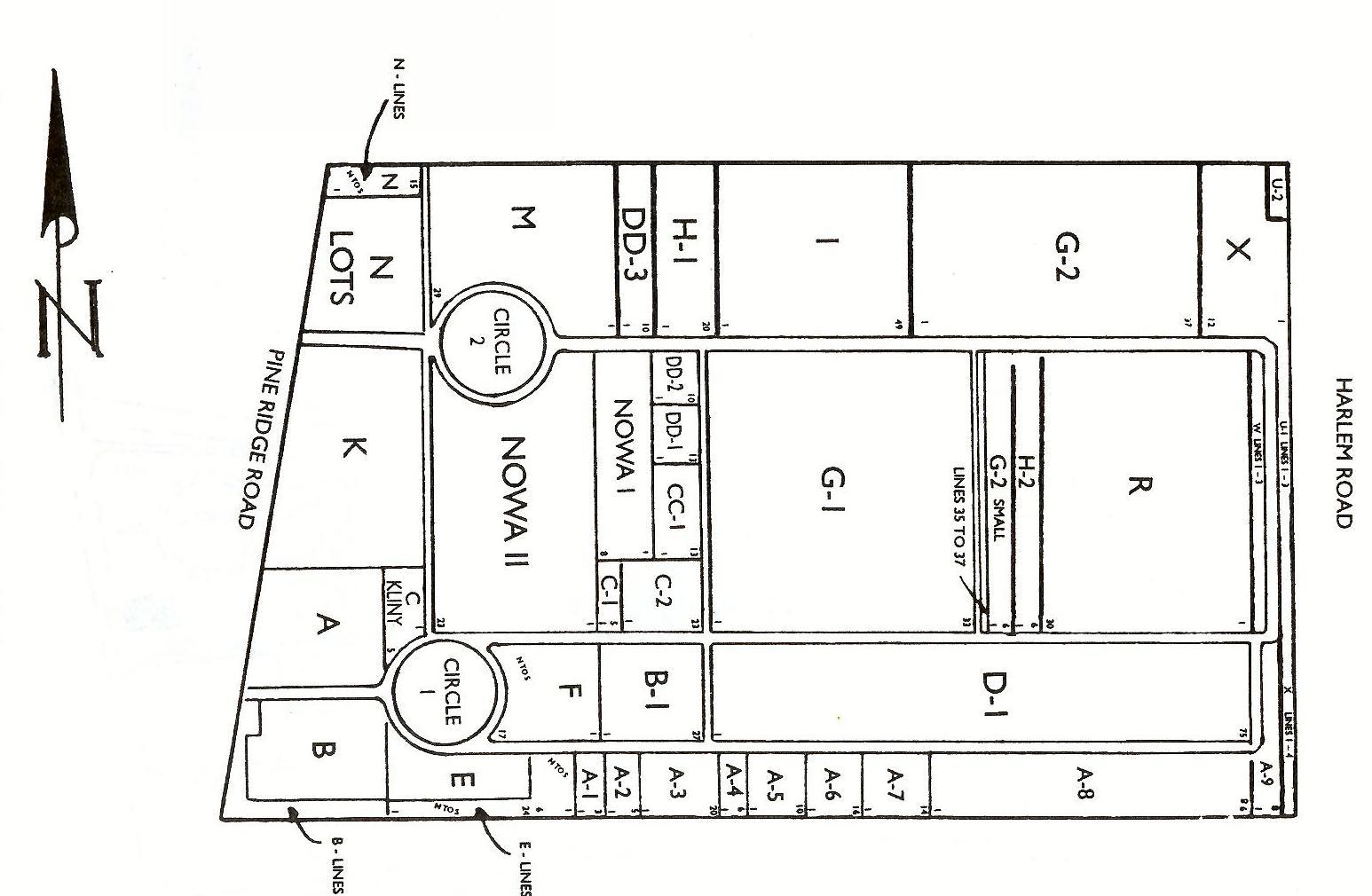 The schwertfeger schwert families cemetery maps of for K kitchen company cheektowaga ny