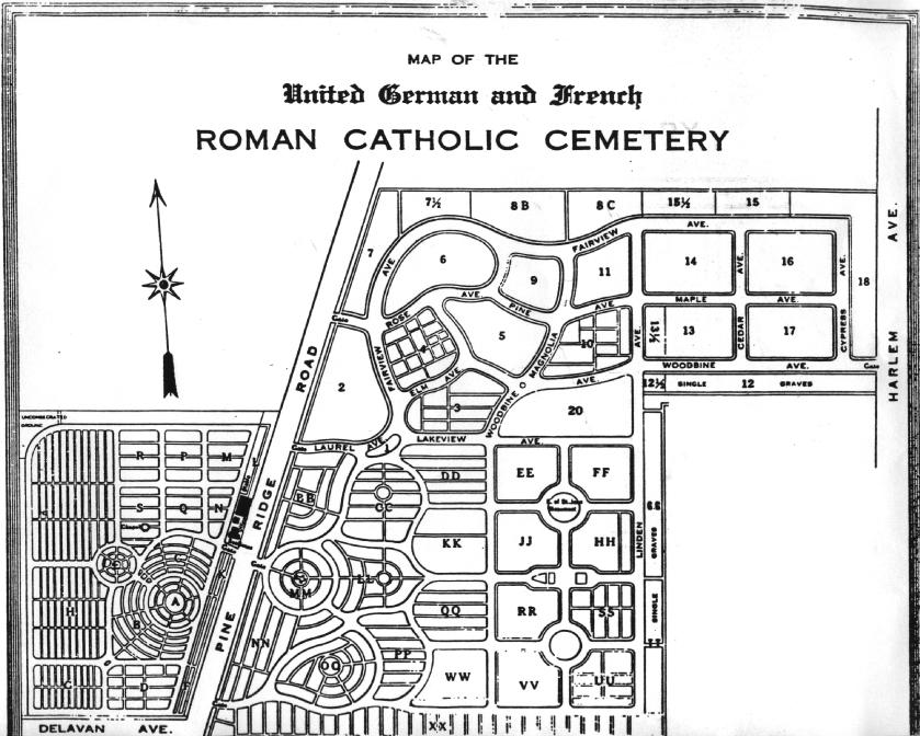 Town of cheektowaga cemeteries including the villages of for K kitchen company cheektowaga ny